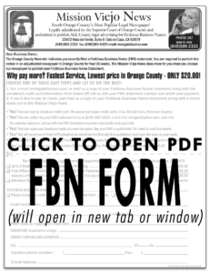 click to open PDF FBN form