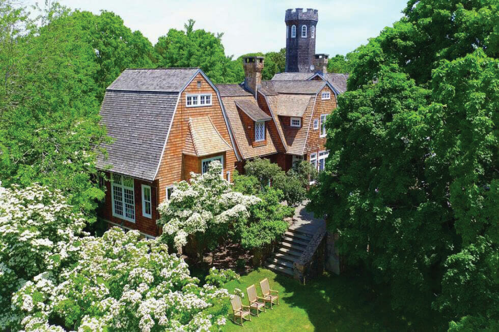 CHRISTIE BRINKLEY'S HAMPTONS TOWER HOME FOR SALE!