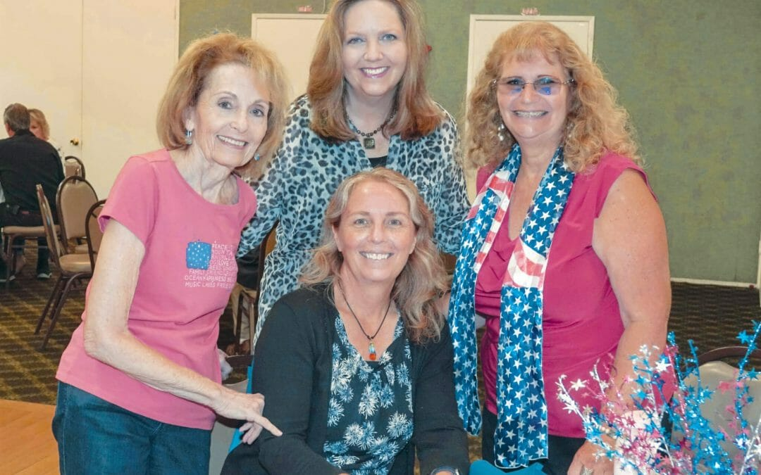 Mission Viejo Elks Honor Gold Star Mothers